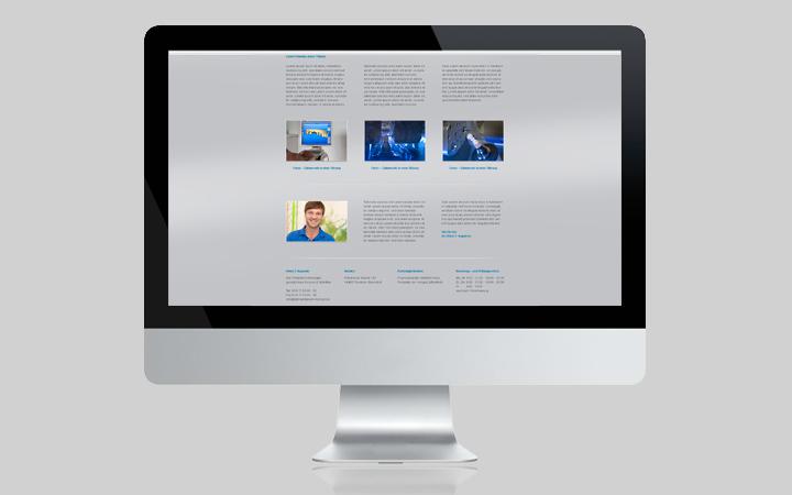 Adventures Marketing Webdesign