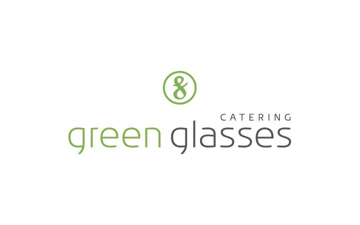 Adventures Marketing Logo Green Glasses